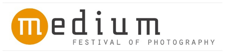 medium festival of photography logo